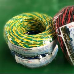 铜芯绞合阻燃型连接用软电线