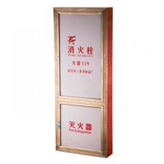 消火栓箱(不锈钢门框)