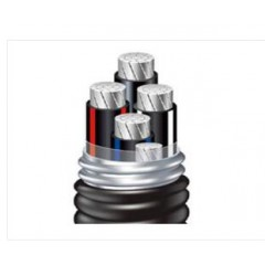 YJHLV82铝合金电缆-铝合金铠装护套电力电缆.